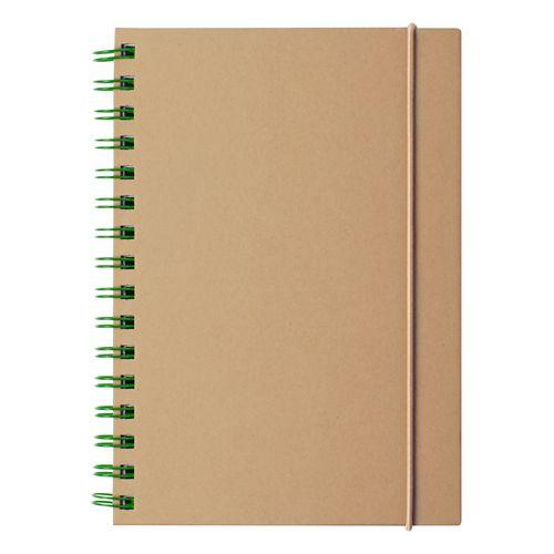notebook Zubar