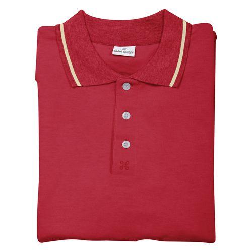 Polo-Shirt Collier