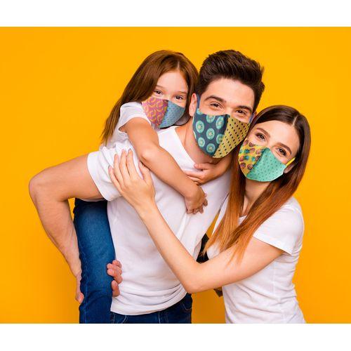 Masque facial lavable CreaMask Adjust Kids   PHOSPHORESCENCE 267, rue François Perrin par PHOSPHORESCENCE