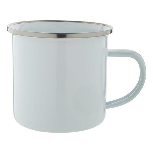 mug vintage en métal Joplin