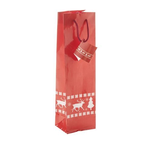 sac à vin en papier Pilpala W
