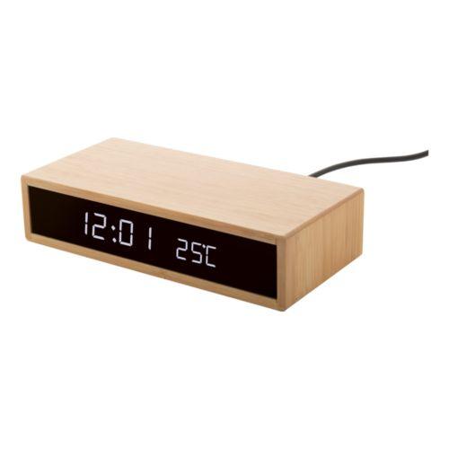 Réveil chargeur induction