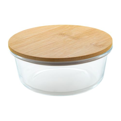 Lunch box en verre