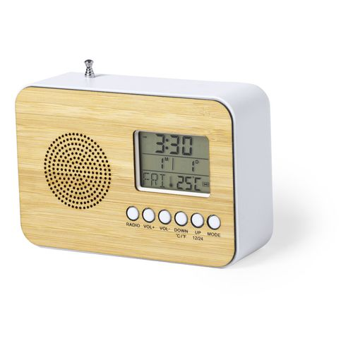 Horloge Radio Tulax