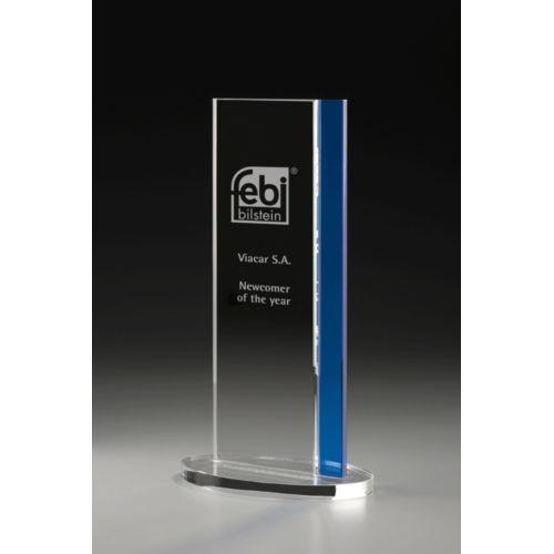 Trophée Crystal Tower Award