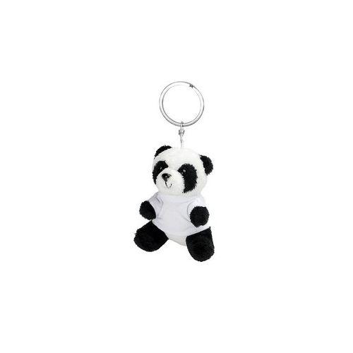 Plush panda, keyring Bea
