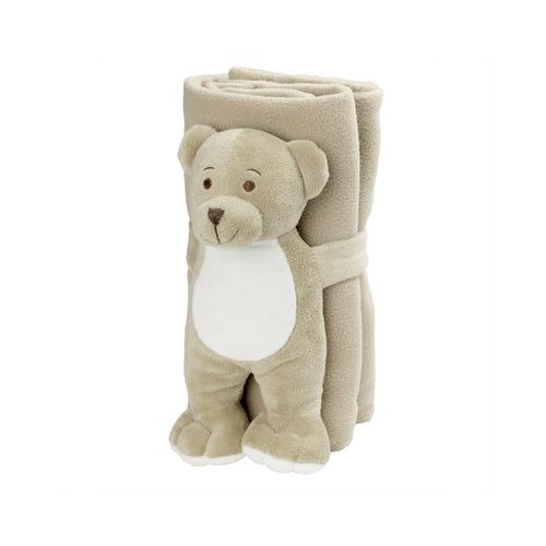Plush teddy bear with blanket Phil