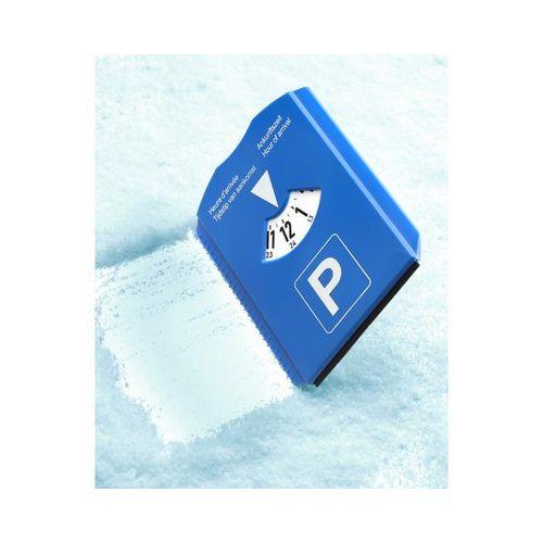 Disque de stationnement et grattoir à glace avec jetons WIZ PUB