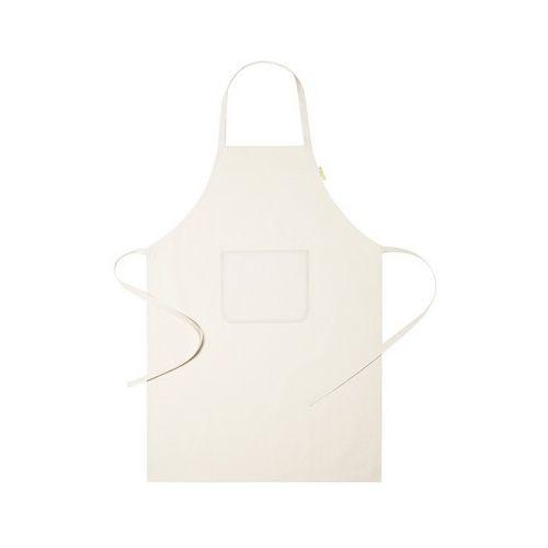 Kitchen apron made of organic cotton