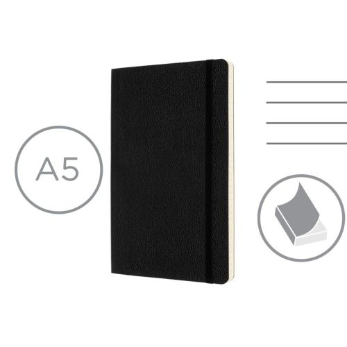 MOLESKINE Classic Leather notebook approx. A5