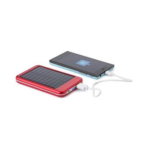 Power bank 4000 mAh, solar charger