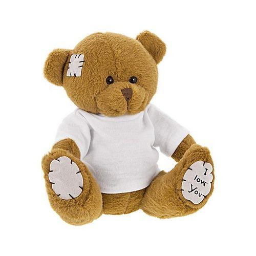 Plush teddy bear Nicky Love