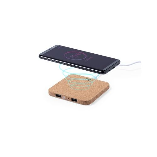 Cork wireless charger 5W