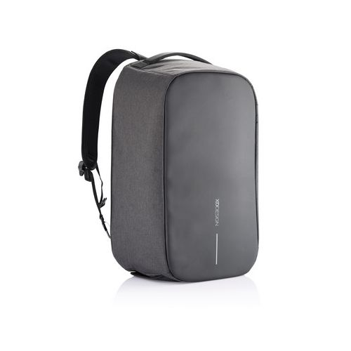 """Bobby Duffle, 17"""" laptop backpack, RPET anti-theft bag"""