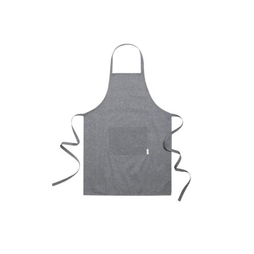 Kitchen apron made of recycled cotton