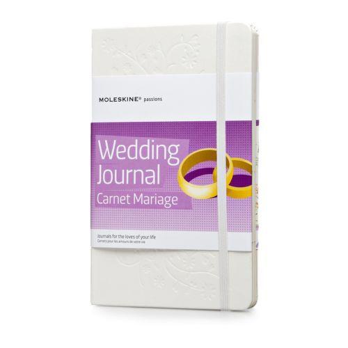 Moleskine Wedding Journal, special notebook
