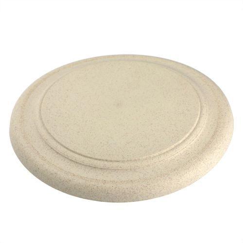 Bamboo frisbee