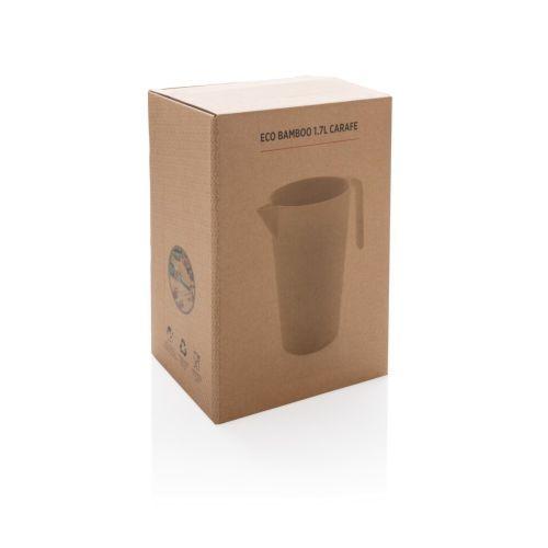 Carafe en bambou 1,7 L WIZ PUB