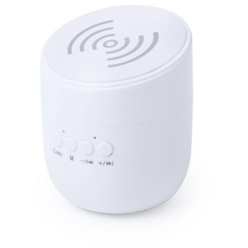 Wireless speaker 3W, wireless charger 5W