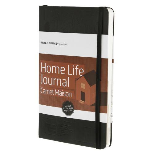 Moleskine Home Life Journal, special notebook