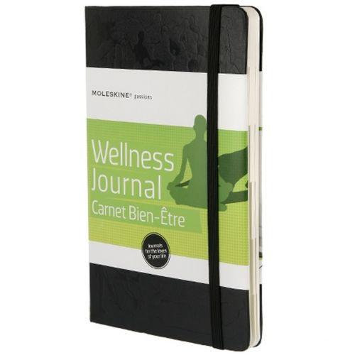 Moleskine Wellness Journal, special notebook