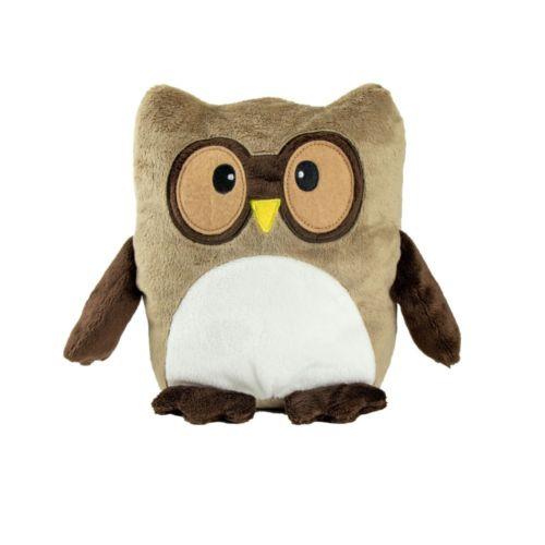 Plush owl, pillow Professowl