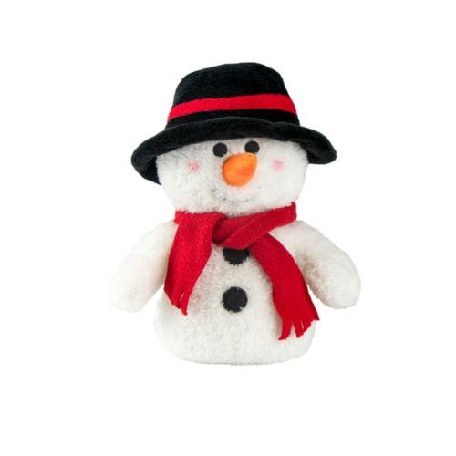 Plush snowman Snovey