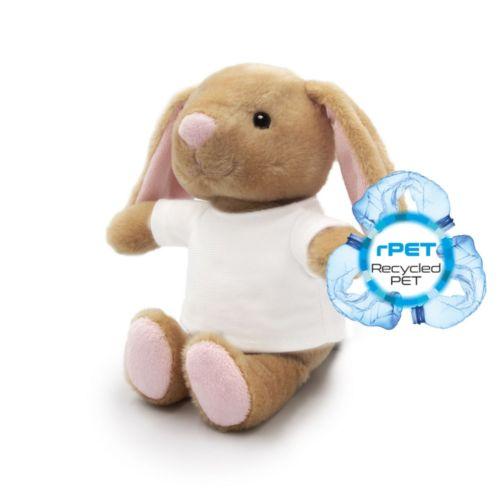 RPET plush rabbit Jumpie