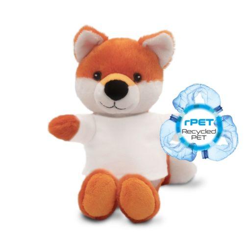 RPET plush fox Sneeky