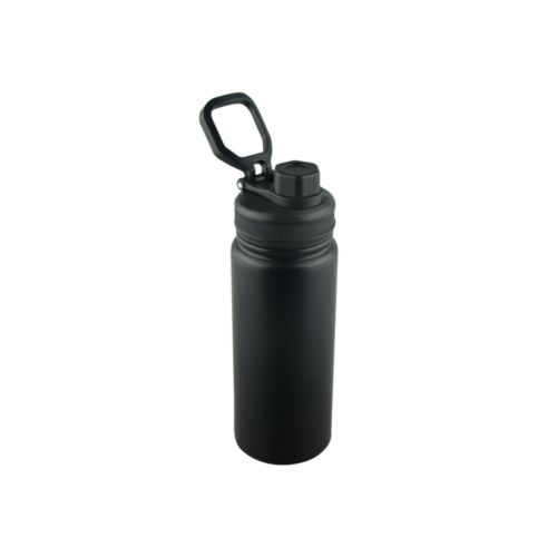 Thermo bottle 600 ml Air Gifts, foldable handle
