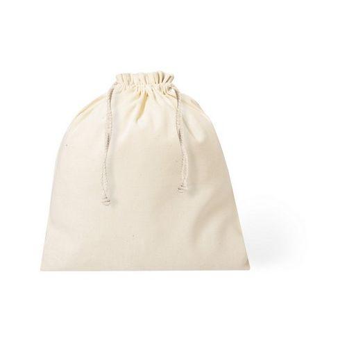 Big cotton drawstring bag