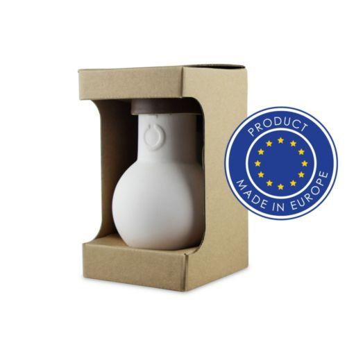 I'Riga - ceramic irrigation pot 400 ml for plants B'RIGHT