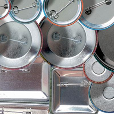 Machines pour assembler des badges personnalisé  goodies objets publicitaires