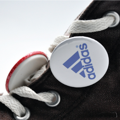 Badge chaussure