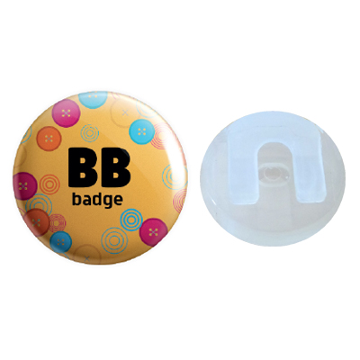Button badge BB