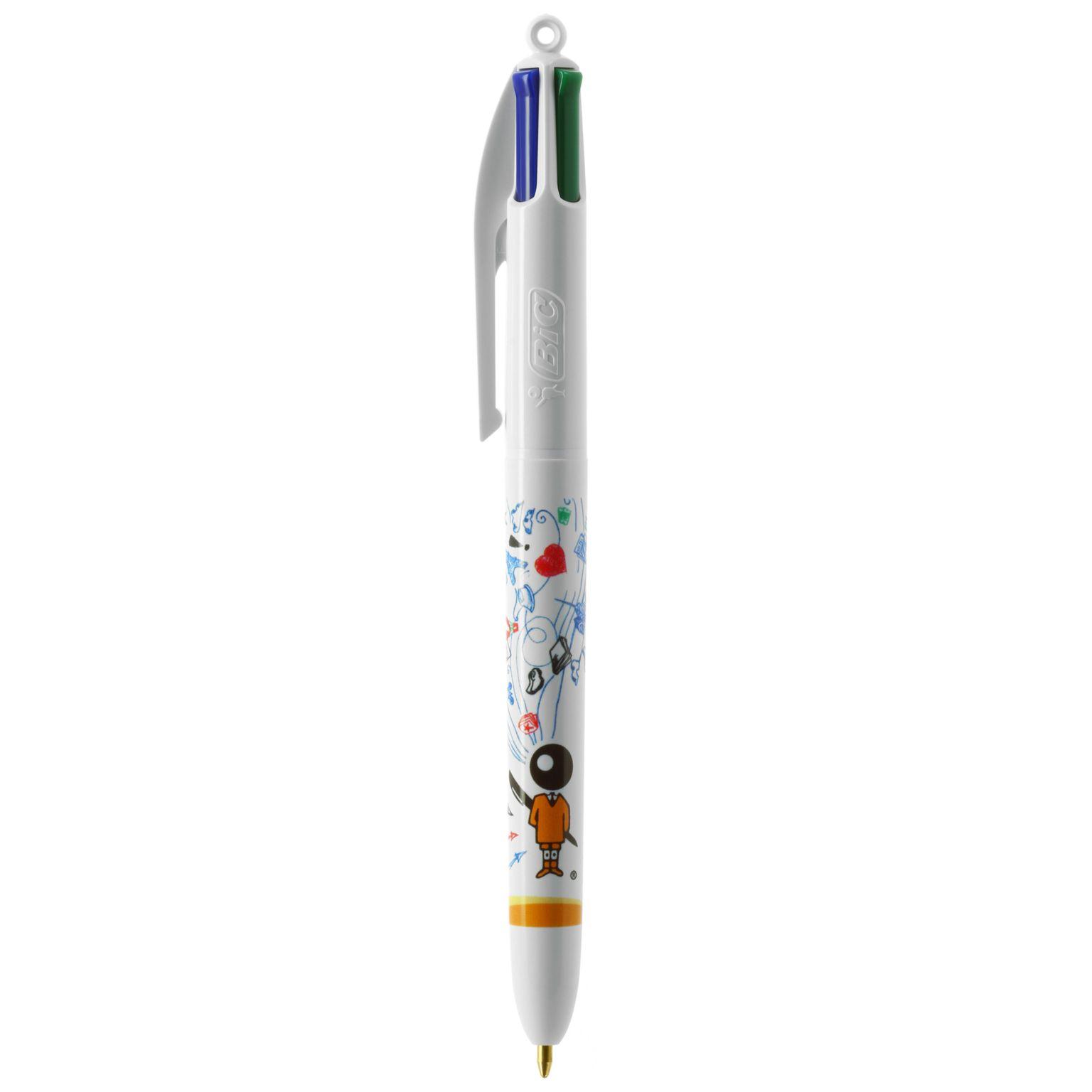 BIC® 4 Colours bille par 2G Publicité