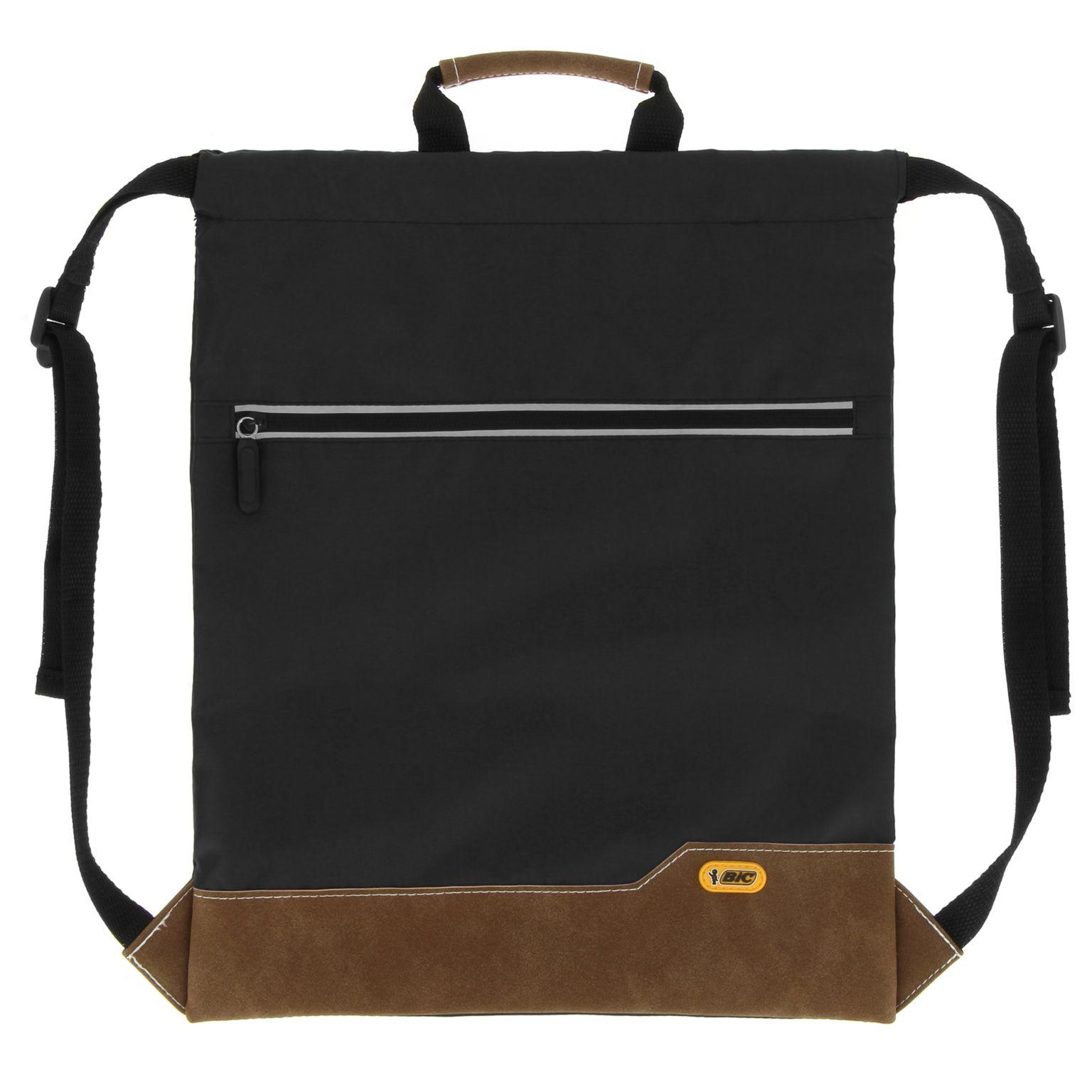 BIC® Drawstring Backpack (SP) vetonauhareppu