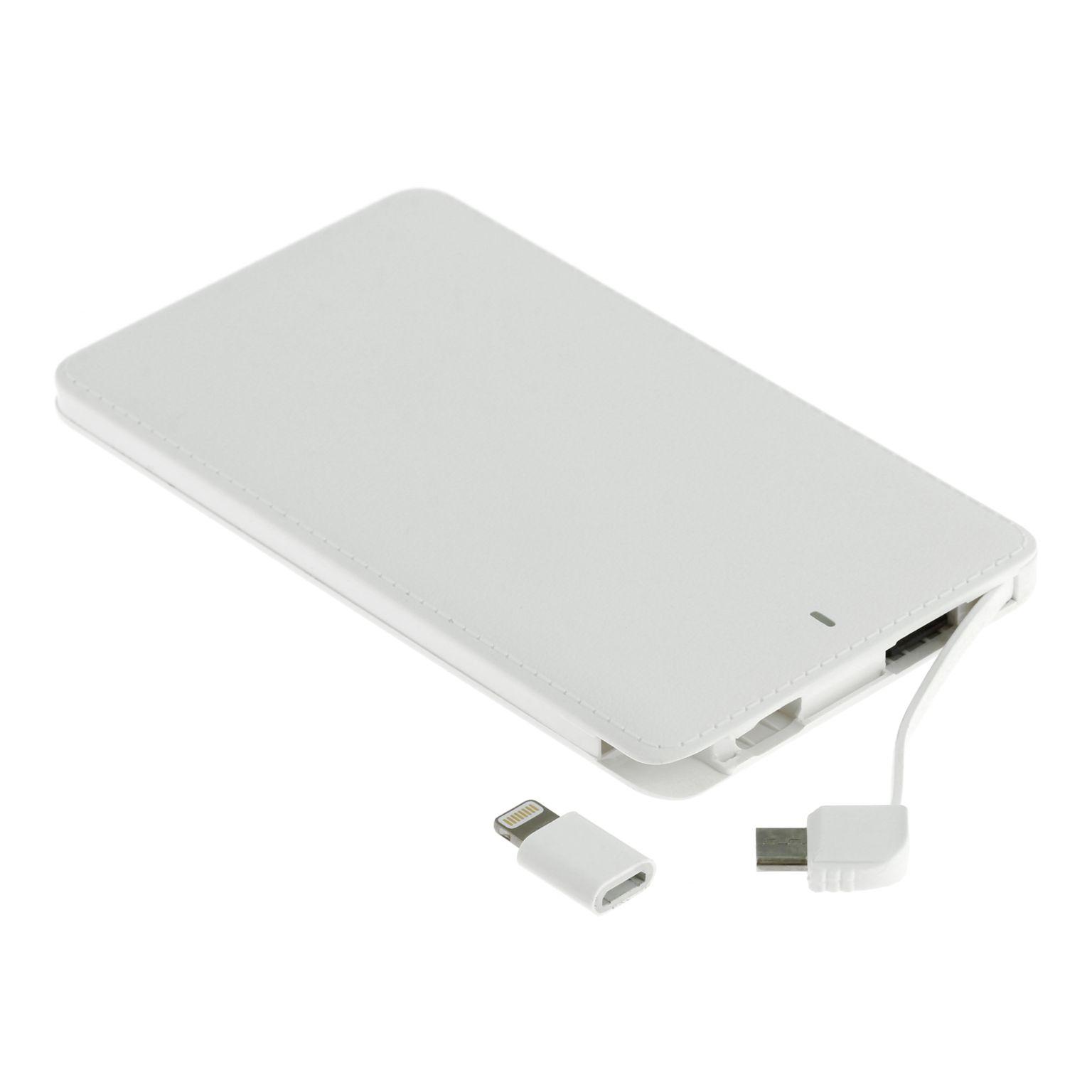 T'nB® | Batterie externe ultra plate 4000mAh