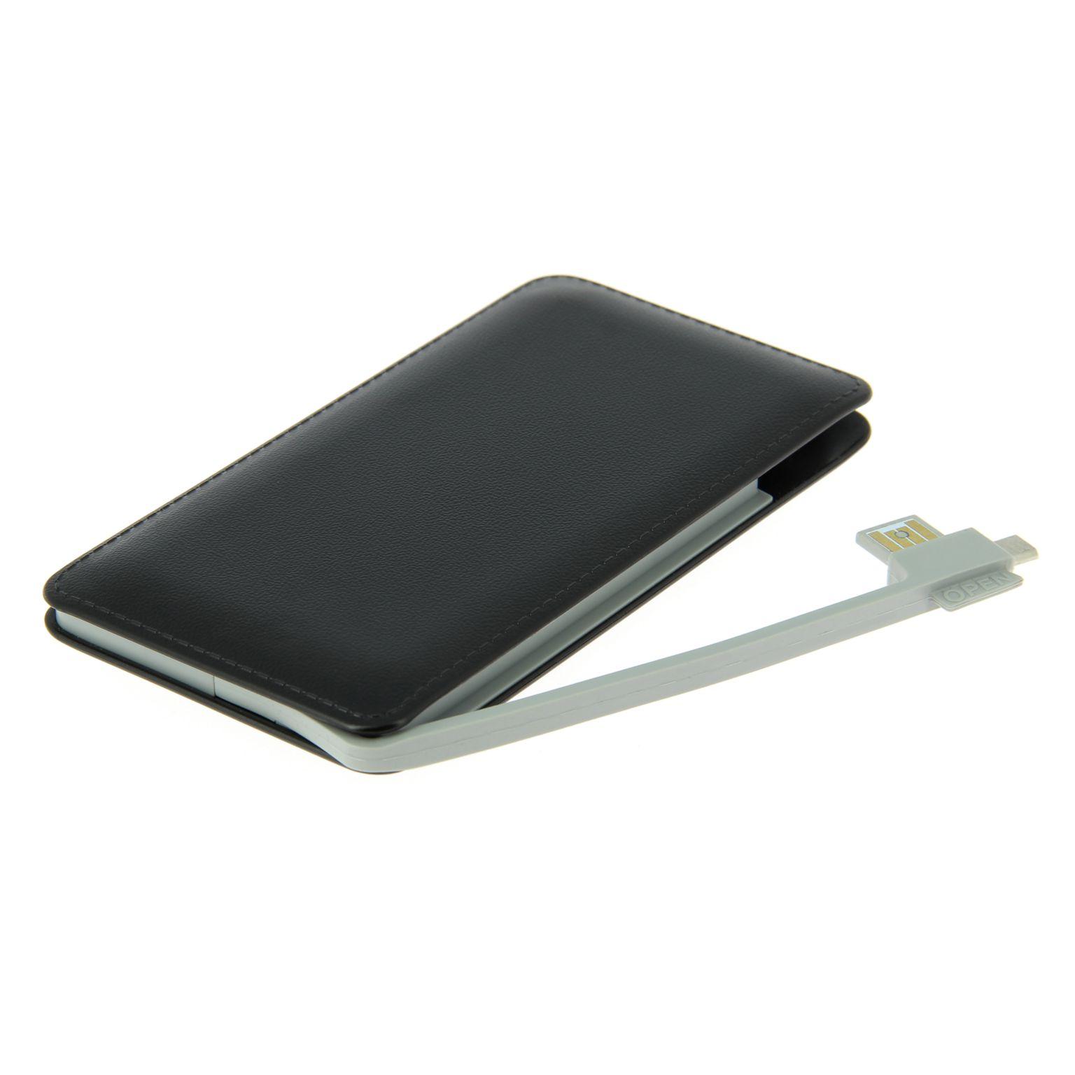 T'nB® | Batterie externe plate 6000mAh