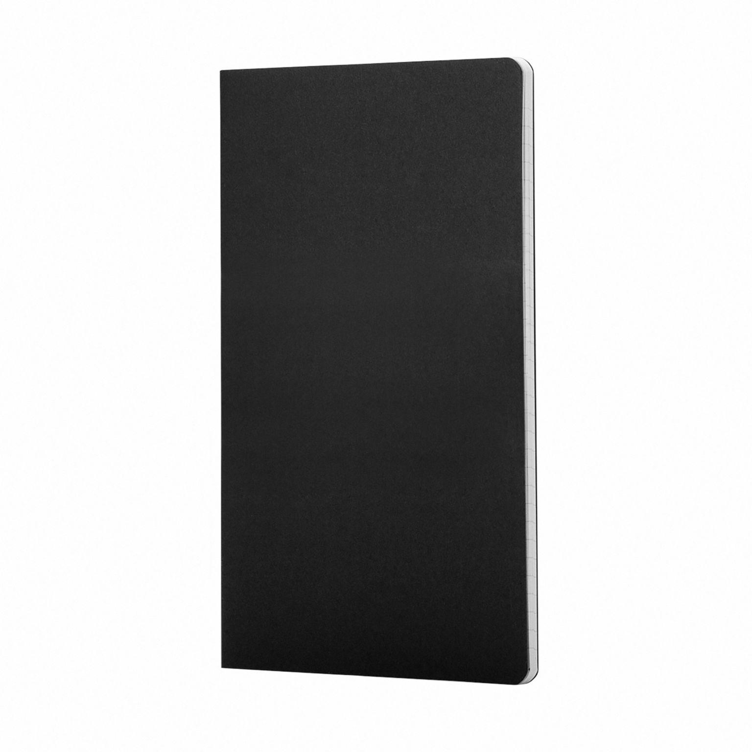 MOLESKINE®   Cahier de poche noir avec papier à rayures publicitaire personnalisé annecy génève chambéry lyon