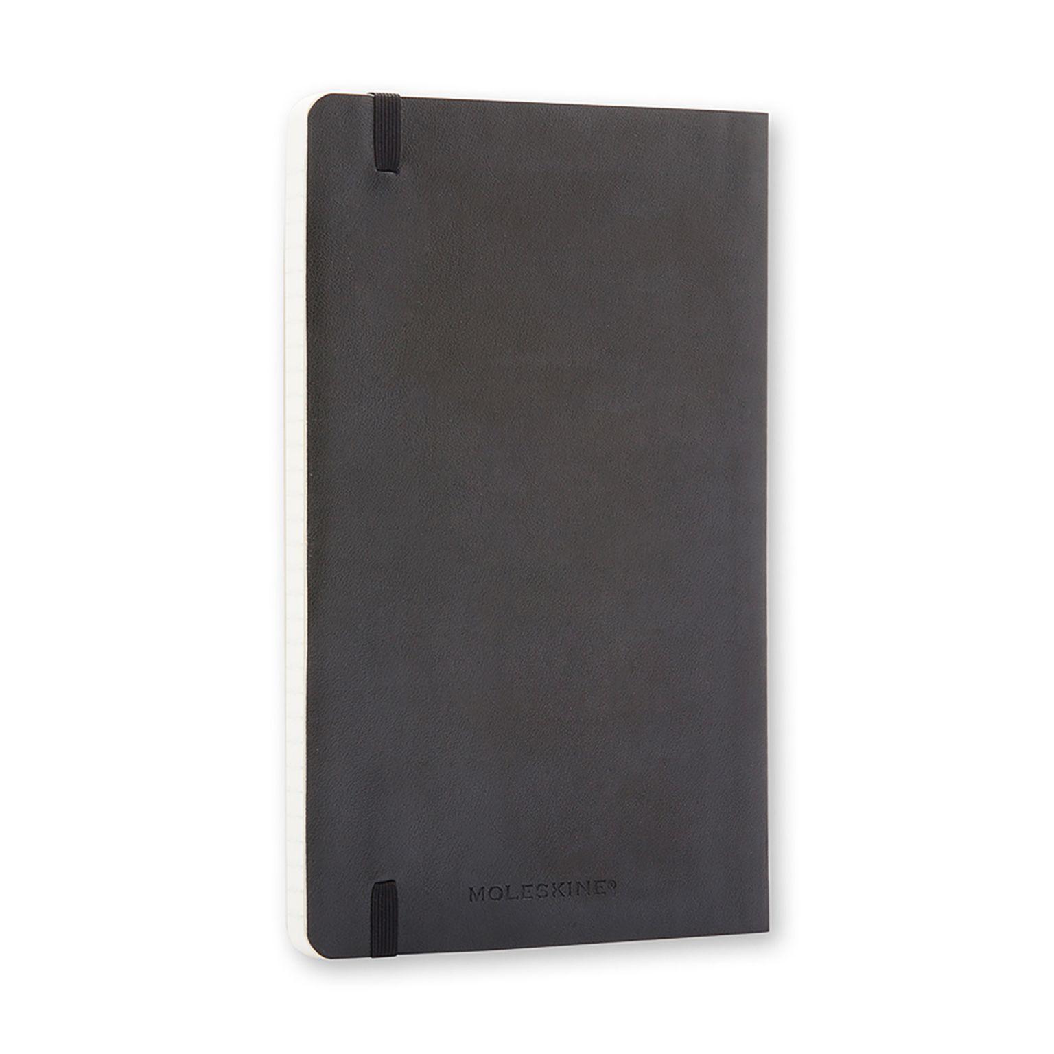 MOLESKINE® | Carnet de poche avec couverture souple et papier à rayures