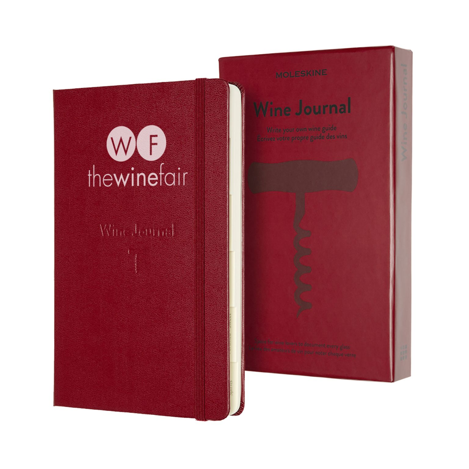 MOLESKINE® | Wine Passion Journal