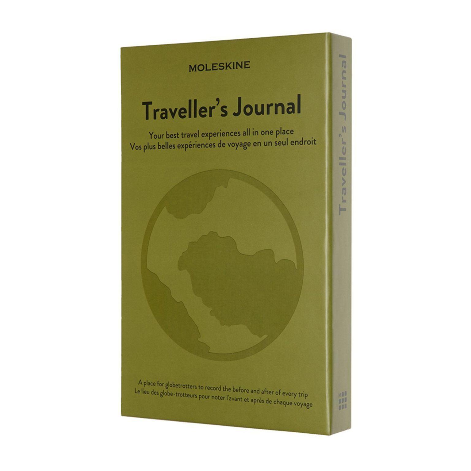 MOLESKINE® | Travel Passion Journal publicitaire personnalisé annecy génève chambéry lyon