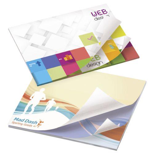 BIC® 101 mm x 75 mm Alt. Imp. 25 Sheet Adhesive Notepad Eco
