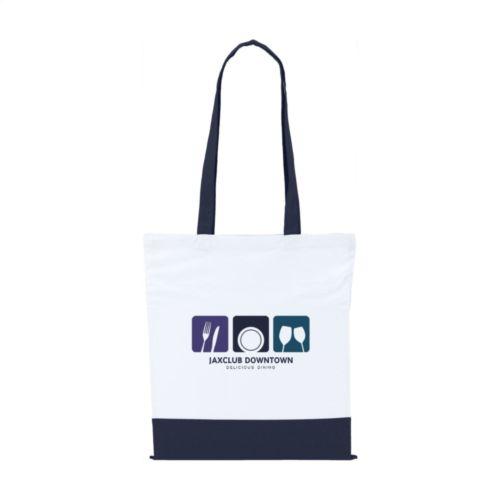 Two Colour Bag sac en coton