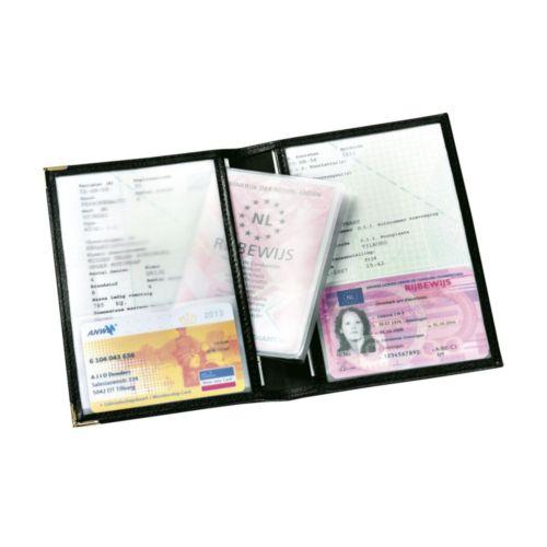 Car étui de protection pour papiers de voiture WIZ PUB