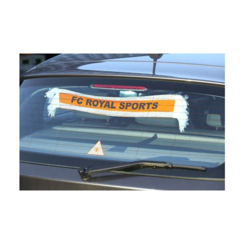Supporter écharpe de voiture tricotée WIZ PUB