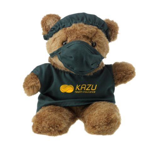 Doc teddy bear