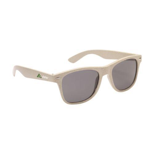 Malibu Eco Wheatstraw lunettes soleil en paille de blé