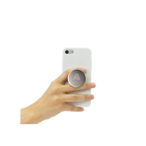 PopSockets® Aluminium support pour téléphone